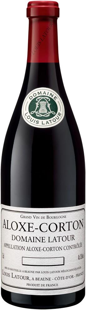 Maison Louis Latour Aloxe Corton Domaine Latour, 2014, Rode