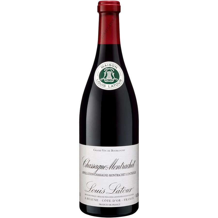 Maison Louis Latour Chassagne Montrachet, Pinot Noir, Côte de Beaune, Bourgogne, Frankrijk, Rode Wijn