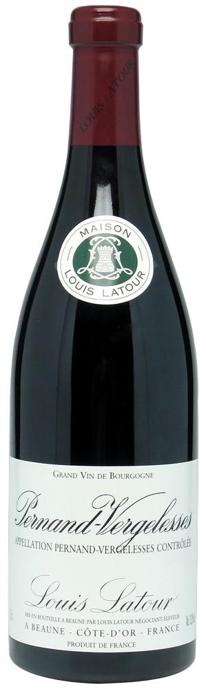 Maison Louis Latour Pernand Vergelesses, 2014, Frankrijk, Rode wijn