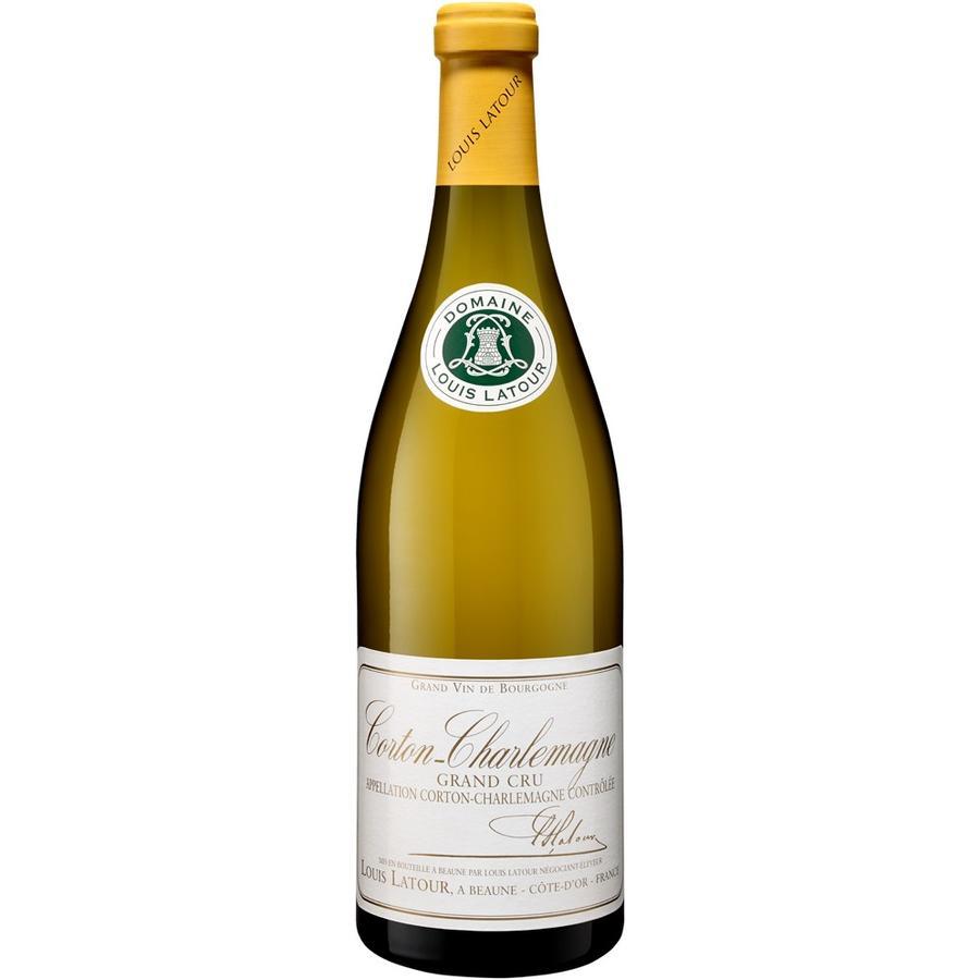 Maison Louis Latour Corton Charlemagne Grand Cru, Côte de Beaune, Bourgogne, Frankrijk, Witte Wijn, 2015