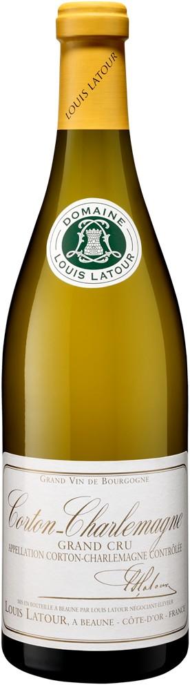 Maison Louis Latour Corton Charlemagne Grand Cru, Witte wijn, 2015
