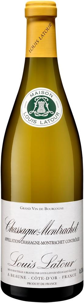 Maison Louis Latour Chassagne Montrachet, 2015, Witte Wijn