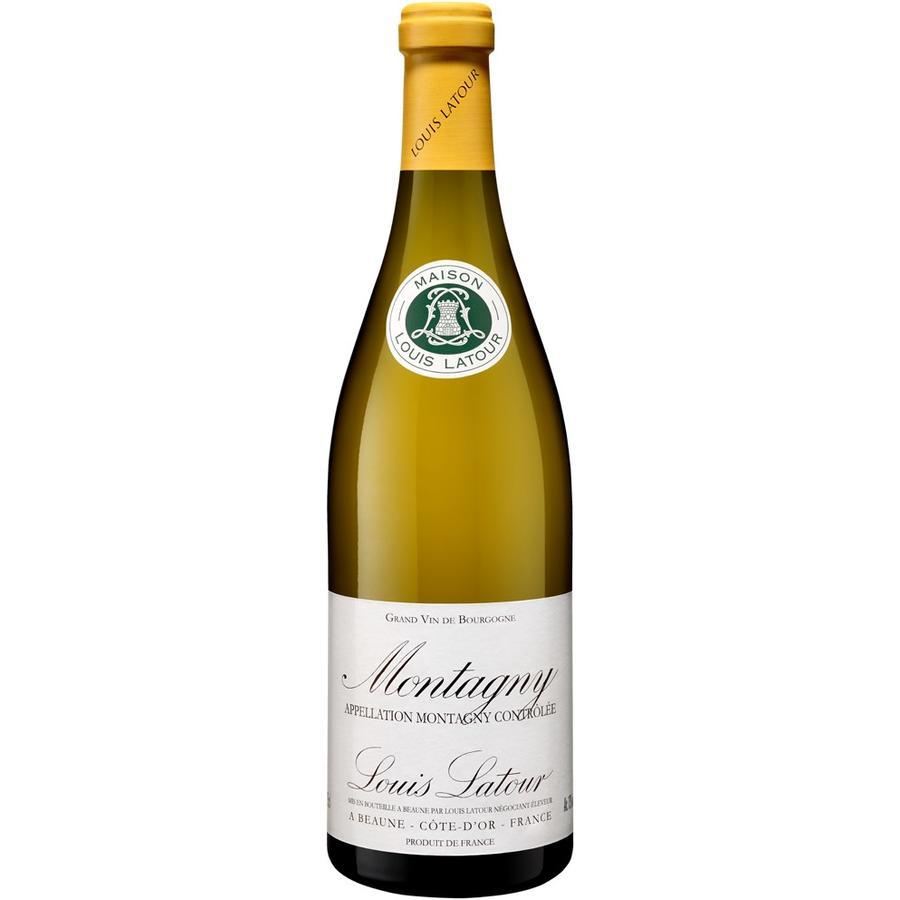 Maison Louis Latour Montagny Premier Cru, Domaine de La Grande Roche 375ml, 2015, Chardonnay, Côte Chalonnaise, Bourgogne, Frankrijk, Witte Wijn