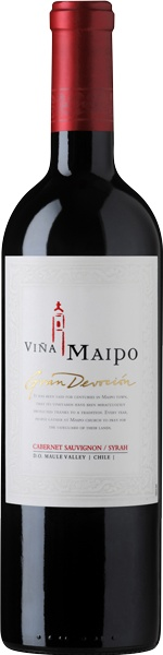 Vina Maipo Gran Devocion, 2014, Chili, Rode Wijn