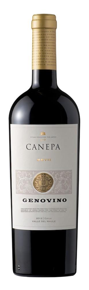 Vina Canepa Genovino Carignan, Chili, Rode Wijn