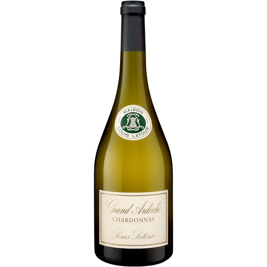 Maison Louis Latour Grand Ardèche, 2016, Chardonnay, Côteaux de l'Ardèche, Vin de Pays, Frankrijk, Witte Wijn