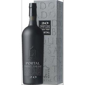 Quinta Do Portal Portal 20 YO Aged Tawny, Versterkte