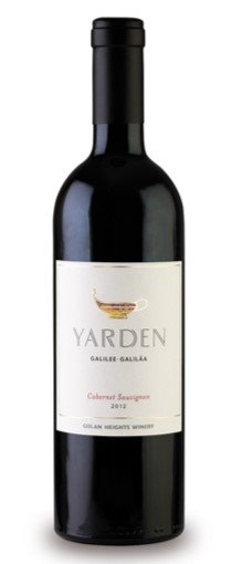 Golan Heights Winery Yarden Cabernet Sauvignon, Rood, 2014