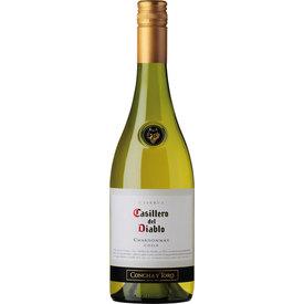 Casillero del Diablo Chardonnay, Casablanca Valley, Chili, Vin Blanc