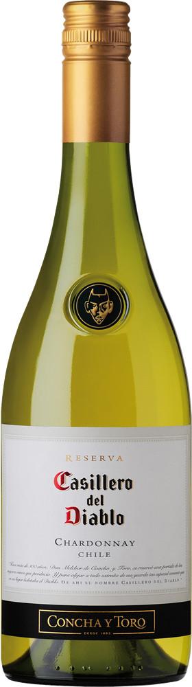 Casillero del Diablo Chardonnay, Casablanca Valley, Chili, Witte Wijn