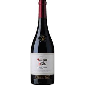 Casillero del Diablo Pinot Noir, le Chili, Vin rouge