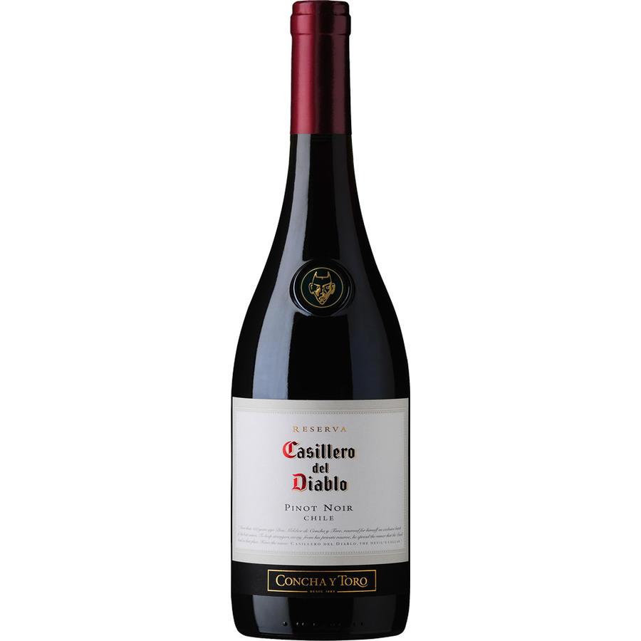 Casillero del Diablo, Pinot Noir, 2017, Chili, Rode Wijn
