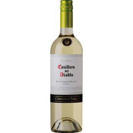 Casillero del Diablo Sauvignon Blanc, Casablanca Valley, Chili, Vin Blanc