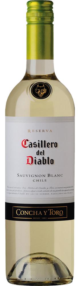 Casillero del Diablo Sauvignon Blanc, 2016, Casablanca Valley, Central Valley, C