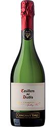 Casillero del Diablo Sparkling Brut Chardonnay, Limari Valley, Chili, Mousserend