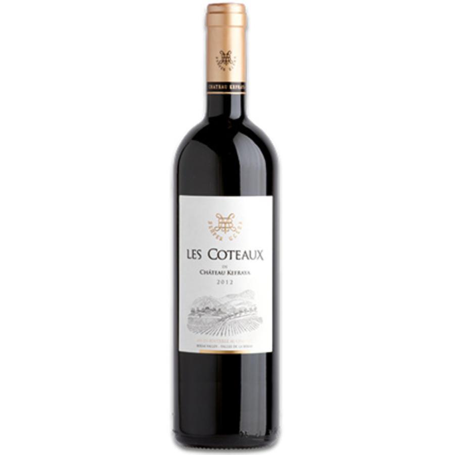 Les Coteaux de Château Kefraya, Liban, Vin rouge
