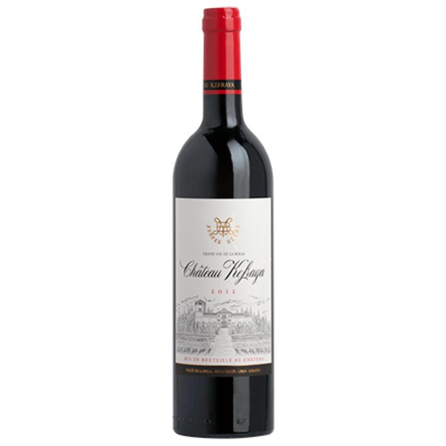 Rouge, Liban, Vin rouge