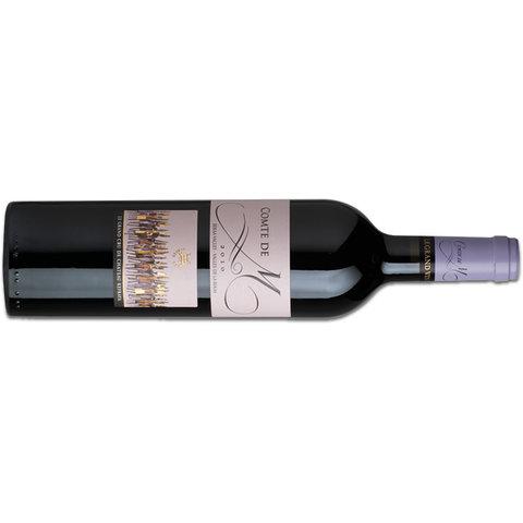 Comte de M Magnum, Liban, Vin rouge