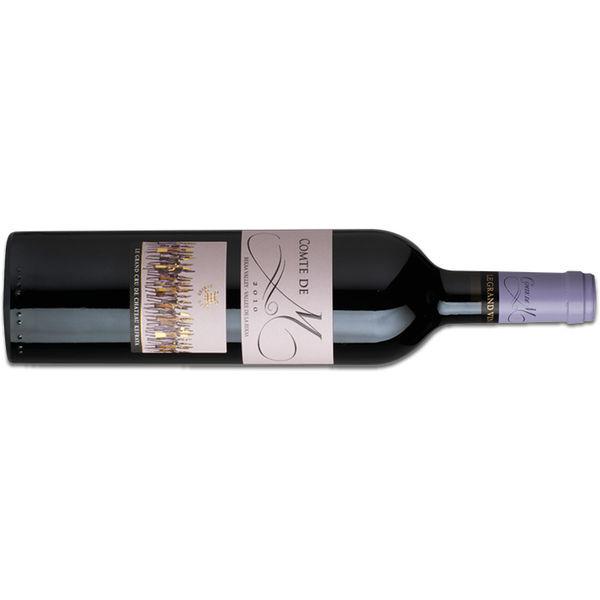 Chateau Kefraya Comte de M Magnum, Liban, Vin rouge