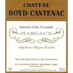 Château Boyd-Cantenac