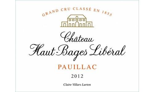 Château Haut-Bages-Libéral