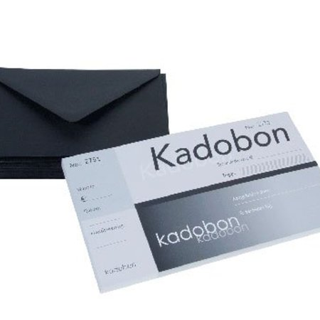 Kadobon ter waarde van. € 15,-
