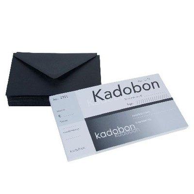 Kadobon ter waarde van €25,-