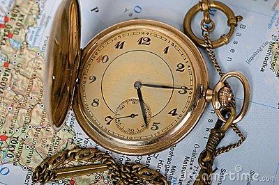 De geschiedenis van het horloge