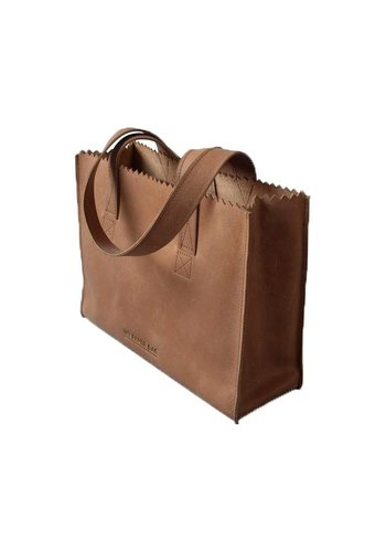 MYOMY My Paper Bag Handbag Original met rits