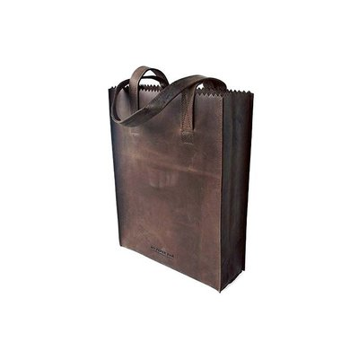 MYOMY My Paper Bag Long Handle Dark Chocolate