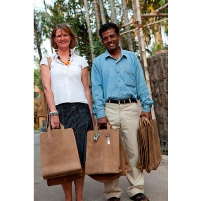 MYOMY My Paper Bag Short Handle Original