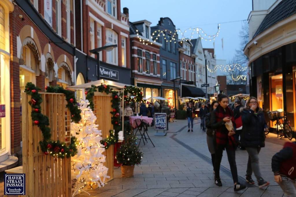 Kerstmarkt Enschede