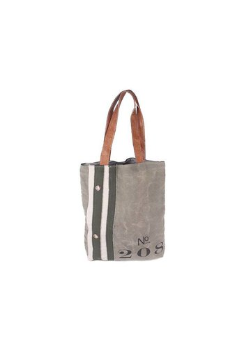 Canvas Vintage Shopper