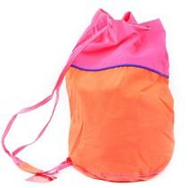zwemtas oranje/roze