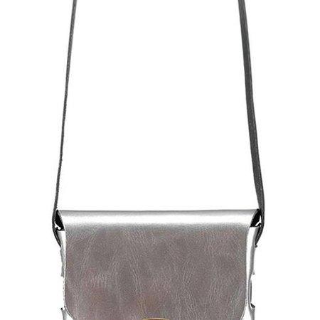 ELVY Janis Metallic zilver