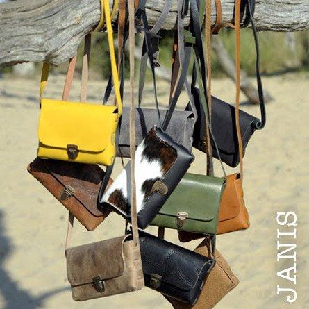 Nieuwe collectie Elvy tassen