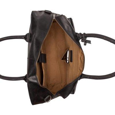BURKELY Vintage Finn Worker 15 inch zwart