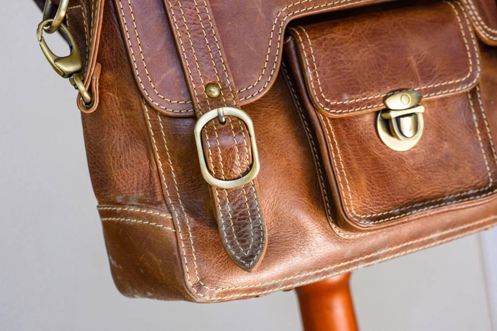 Onderhoud van jouw leren tas