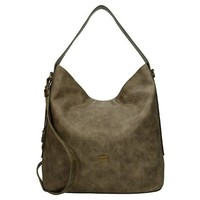 DAVID JONES Schoudertas khaki