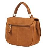 BURKELY Citybag Braid Britt camel