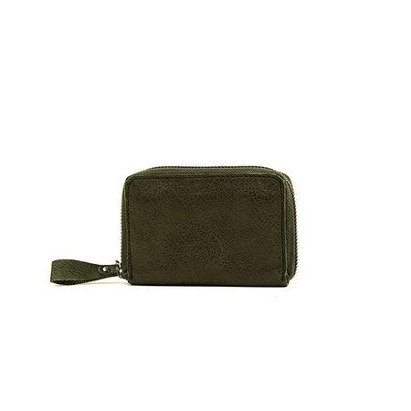 BAG2BAG City Wallet Green