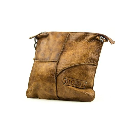 BAG2BAG Schoudertas San Lucca Brown