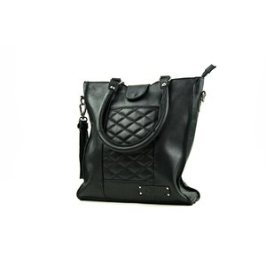 BAG2BAG Schoudertas Austin Black