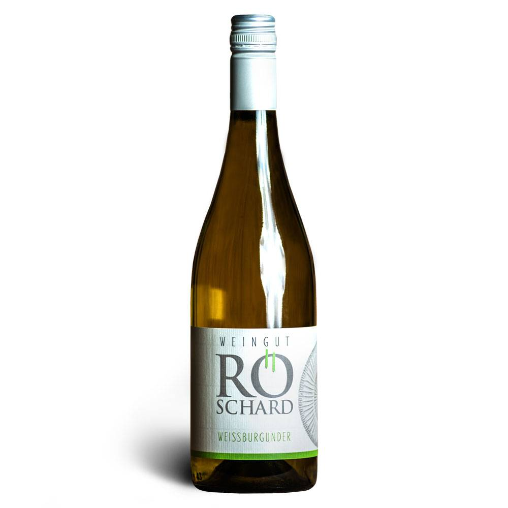Weingut Röschard Weißburgunder trocken 2017 – DER Wein zu Spargel