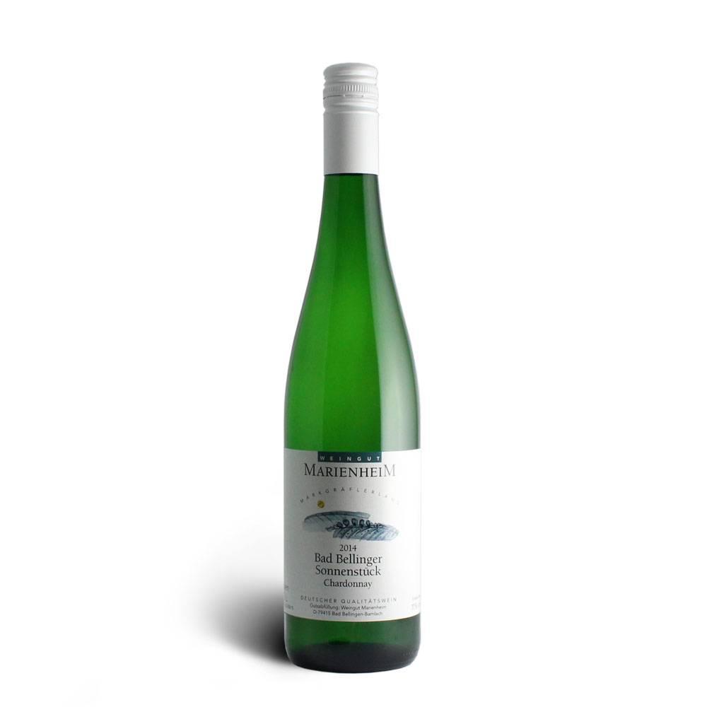 Weingut Marienheim Chardonnay halbtrocken 2014 QbA - Weingut Marienheim