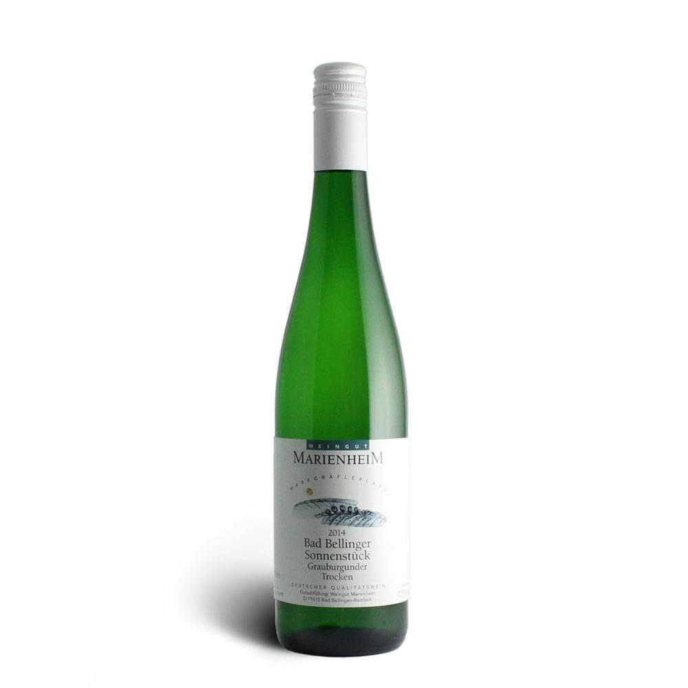 Weingut Marienheim Grauburgunder Qualitätswein trocken 2014 - Weingut Marienheim