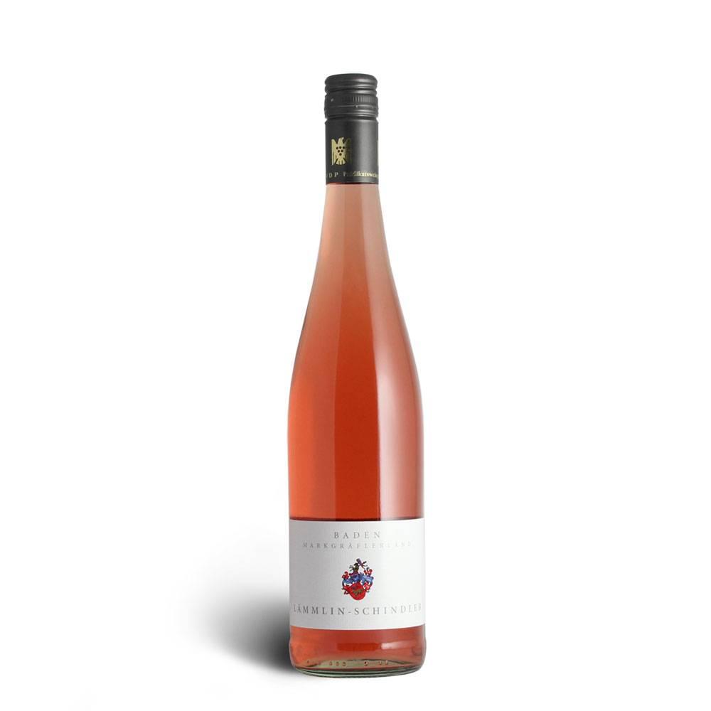 Weingut Lämmlin-Schindler Rosé 2016 (und auch 2014) - Weingut Lämmlin-Schindler