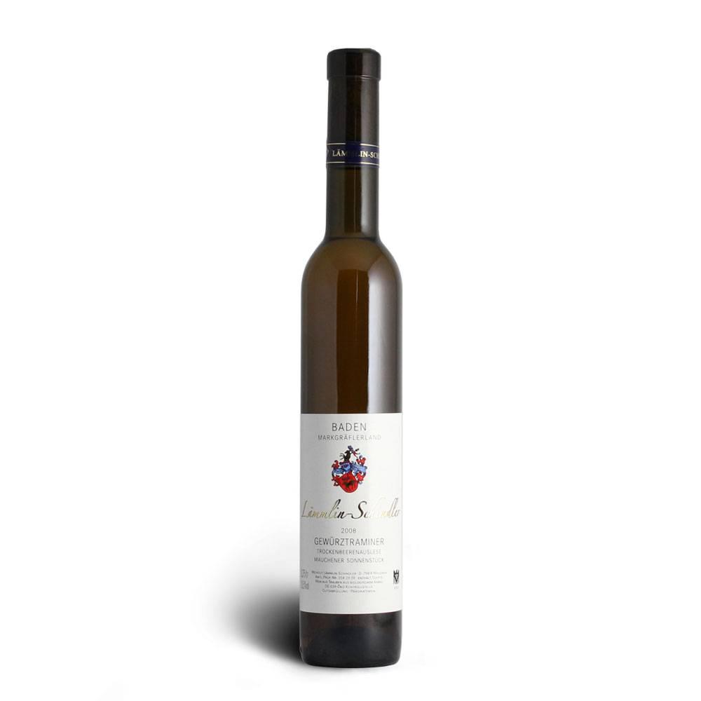 Weingut Lämmlin-Schindler Gewürztraminer Trockenbeerenauslese 2008 - Weingut Lämmlin-Schindler