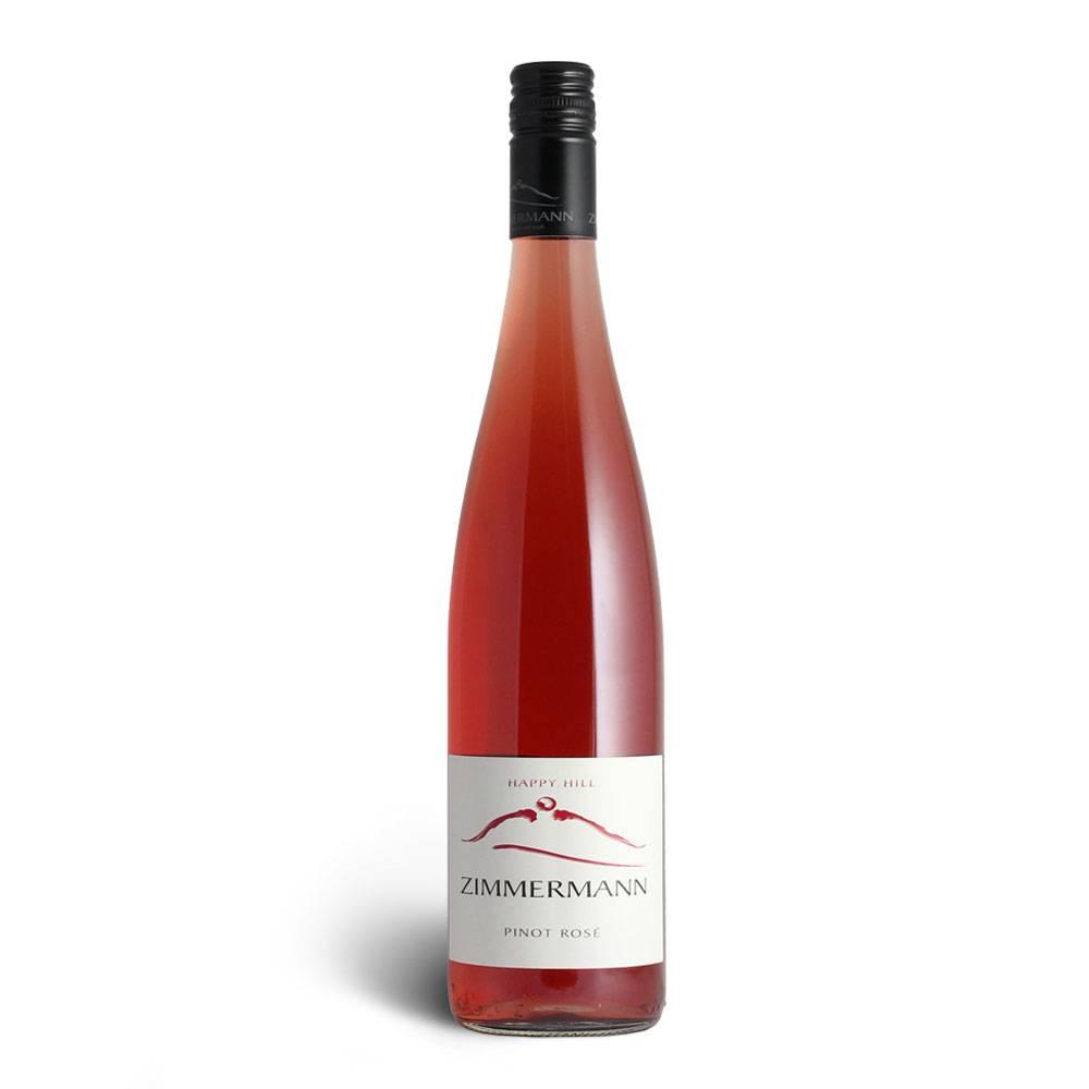 Weingut Zimmermann (Schliengen) Pinot Rosé feinherb - Weingut Zimmermann