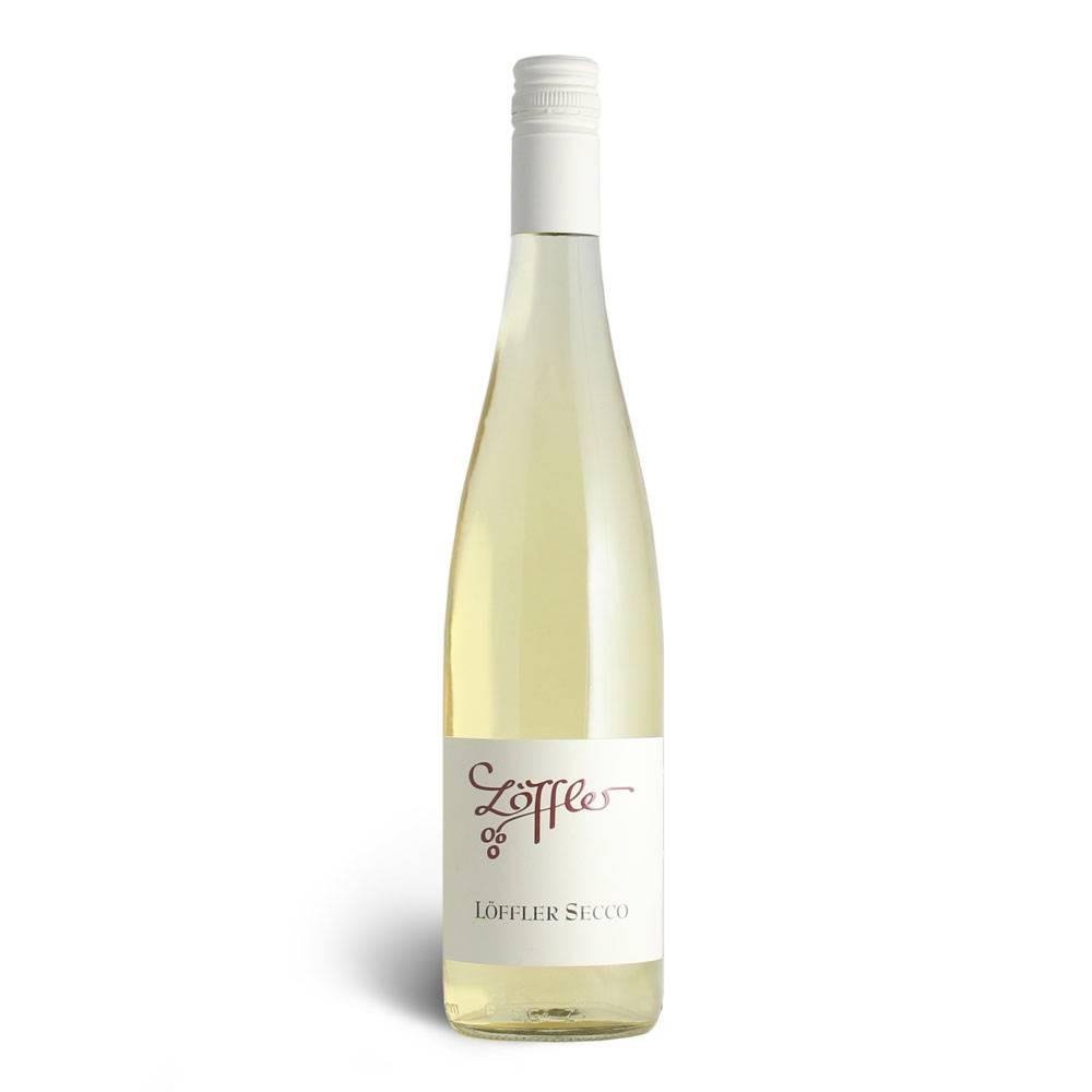 Weingut Löffler Löffler Secco -Deutscher Perlwein mit zugesetzter Kohelnsäure- Weingut Löffler
